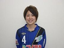 秋葉夢子 - 女子サッカー選手