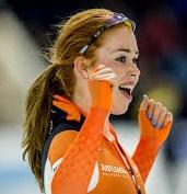 アントワネット・デヨング - 女子スピードスケート選手