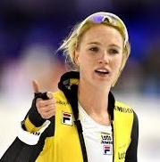 カーリーン・アフトレークテ - 女子スピードスケート選手