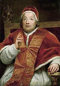 クレメンス13世 - ローマ教皇