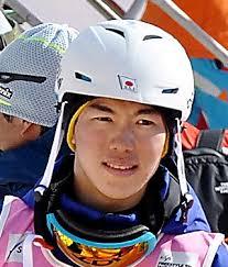 原大智 - スキーモーグル選手