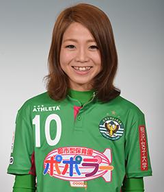原菜摘子 - 元女子サッカー選手