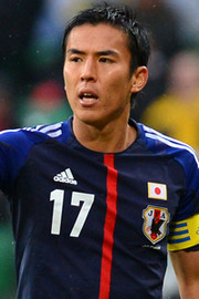 長谷部誠 - 男子サッカー選手