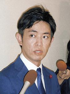 橋本健 - 政治屋、神戸市議