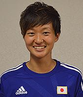 林香奈絵 - 女子サッカー選手