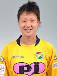 細川元代 - 女子サッカー選手