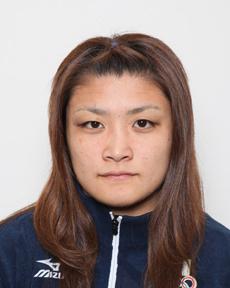 伊調馨 - レスリング選手