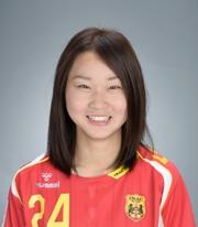 今井晴香 - 女子サッカー選手