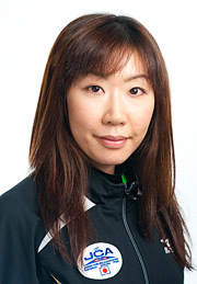 石崎琴美 - カーリング選手