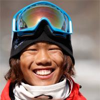 角野友基 - スノーボード選手
