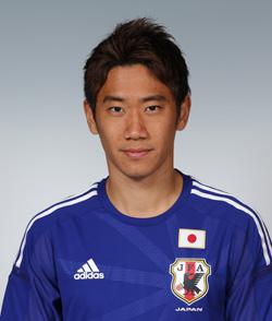 香川真司 - 男子サッカー選手