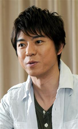 上川隆也 - 俳優