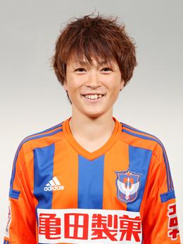 上尾野辺めぐみ - 女子サッカー選手