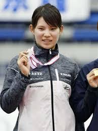 神谷衣理那 - 女子スピードスケート選手