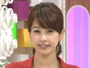 加藤綾子 - アナウンサー