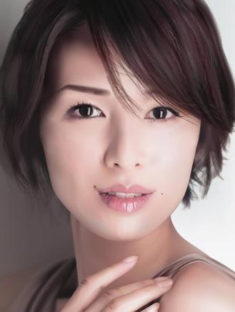 吉瀬美智子 - モデル、女優