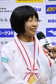 近藤亜美 - 柔道選手