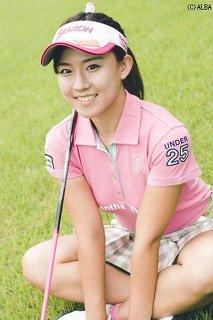 香妻琴乃 - プロゴルファー
