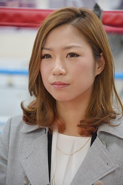 黒木優子 - プロボクシング選手