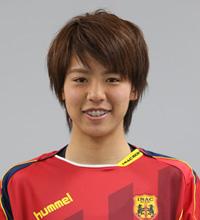 京川舞 - 女子サッカー選手