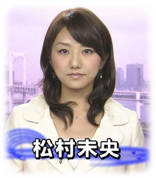 松村未央 - アナウンサー
