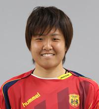 道上彩花 - 女子サッカー選手