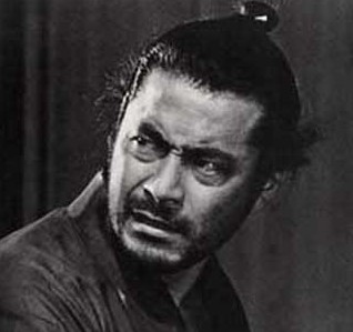 三船敏郎 - 俳優、映画監督、映画プロデューサー