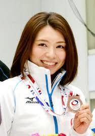 本橋麻里 - 女子カーリング選手