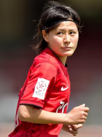 猶本光 - 女子サッカー選手