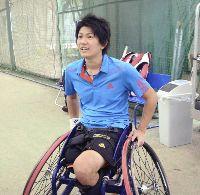 西村祐亮 - 車いすテニス選手
