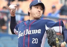 野上亮磨 - プロ野球選手