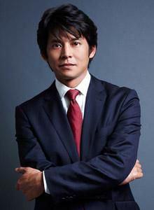 織田裕二 - 俳優