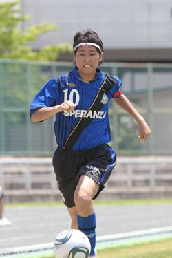 奥田亜希子 - 女子サッカー選手