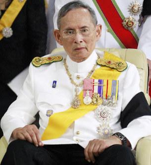 プミポン・アドゥンヤデート - タイ国王、ラーマ9世