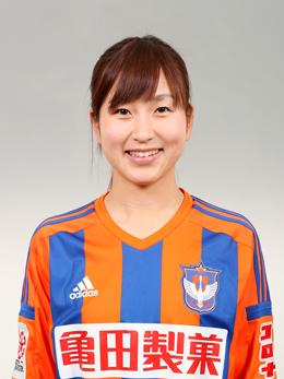 左山桃子 - 女子サッカー選手