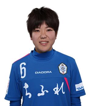 堰愛季 - 女子サッカー選手