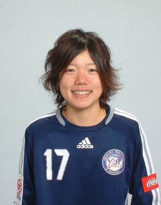 茂本志穂 - 女子サッカー選手
