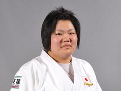 田知本愛 - 柔道選手