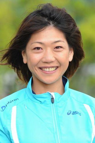 高橋尚子 - マラソン選手