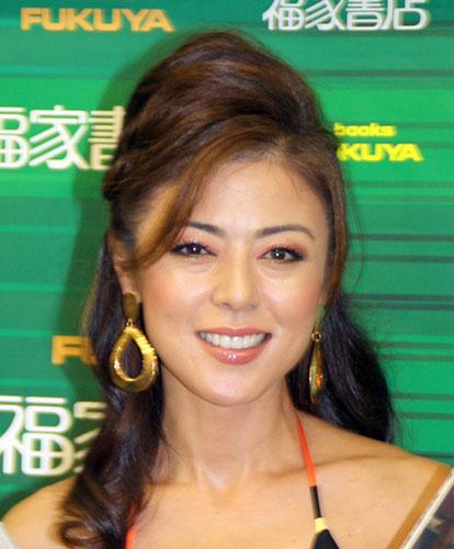 武田久美子 - タレント、女優