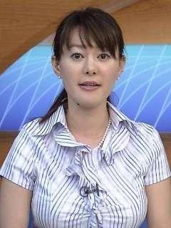 竹中知華 - アナウンサー