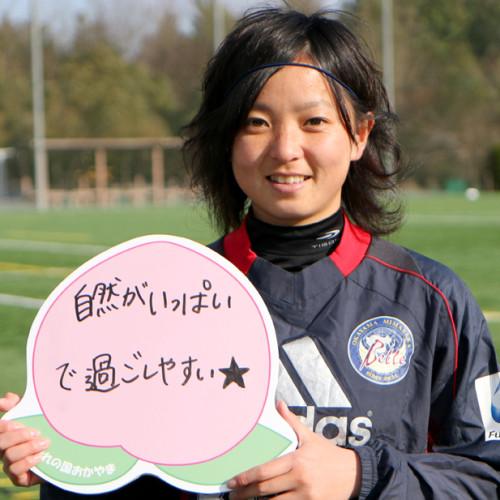 谷口きくみ - 女子サッカー選手