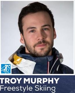 トロイ・マーフィー - 男子スキーモーグル選手