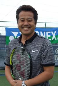 辻野隆三 - 元プロテニス選手