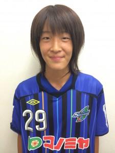 浦川璃子 - 女子サッカー選手