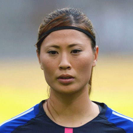 宇津木瑠美 - 女子サッカー選手