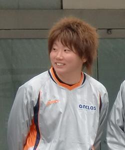 柳田詩織 - 女子サッカー選手