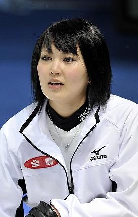 吉村紗也香 - 女子カーリング選手
